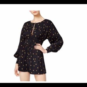 NWT Free People Love Grows Romper